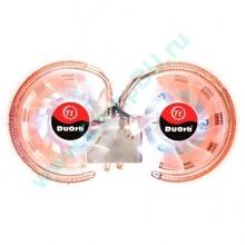 Кулер для видеокарты Thermaltake DuOrb CL-G0102 с тепловыми трубками (медный) - Красково