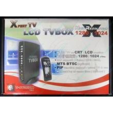 Внешний TV tuner KWorld V-Stream Xpert TV LCD TV BOX VS-TV1531R (Красково)