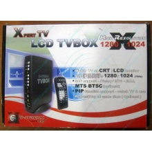 Внешний TV tuner KWorld V-Stream Xpert TV LCD TV BOX VS-TV1531R (без БП!) - Красково