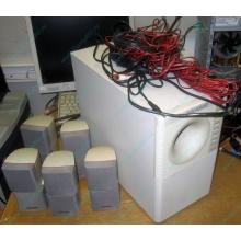 Компьютерная акустика Microlab 5.1 X4 (210 ватт) в Красково, акустическая система для компьютера Microlab 5.1 X4 (Красково)