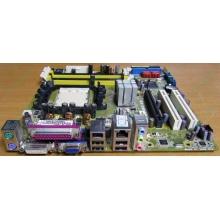 Материнская плата Asus M2NPV-VM socket AM2 (без задней планки-заглушки) - Красково