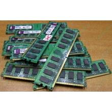 ГЛЮЧНАЯ/НЕРАБОЧАЯ память 2Gb DDR2 Kingston KVR800D2N6/2G pc2-6400 1.8V  (Красково)