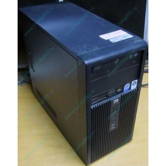 Компьютер Б/У HP Compaq dx7400 MT (Intel Core 2 Quad Q6600 (4x2.4GHz) /4Gb /250Gb /ATX 300W) - Красково