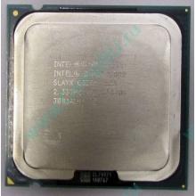 Процессор Intel Core 2 Duo E6550 (2x2.33GHz /4Mb /1333MHz) SLA9X socket 775 (Красково)