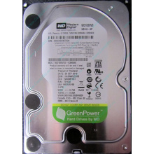 Б/У жёсткий диск 1Tb Western Digital WD10EVVS Green (WD AV-GP 1000 GB) 5400 rpm SATA (Красково)