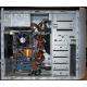 4 ядерный компьютер Intel Core 2 Quad Q6600 (4x2.4GHz) /4Gb /160Gb /ATX 450W вид сзади (Красково)