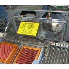 Прозрачная пластиковая крышка HP 337267-001 для подачи воздуха к CPU в ML370 G4 (Красково)