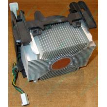 Кулер для процессоров socket 478 с медным сердечником внутри алюминиевого радиатора Б/У (Красково)