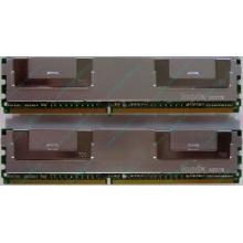 Серверная память 1024Mb (1Gb) DDR2 ECC FB Hynix PC2-5300F (Красково)