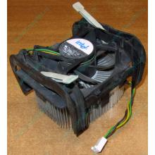 Кулер для процессоров socket 478 с большим сердечником из меди Б/У (Красково)