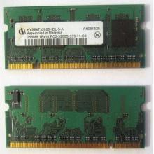 Модуль памяти для ноутбуков 256MB DDR2 SODIMM PC3200 (Красково)
