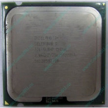 Процессор Intel Celeron D 331 (2.66GHz /256kb /533MHz) SL8H7 s.775 (Красково)